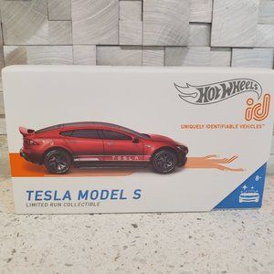 Tesla Hot Wheels ID